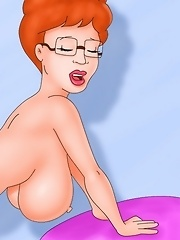 Sex with King of the Hill